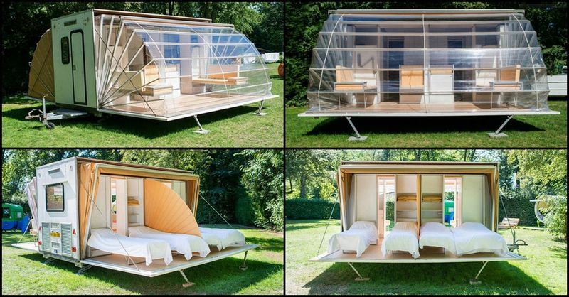"The Awning"" Mobile Living"