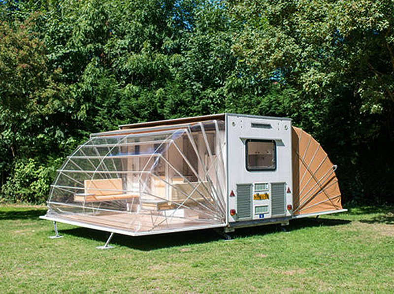 """The Awning"" - Mobile Living"