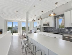 The First Container Home in the Hamptons - Kitchen