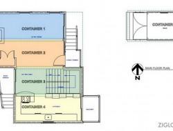 Zigloo Domestique - Main Floor Plan
