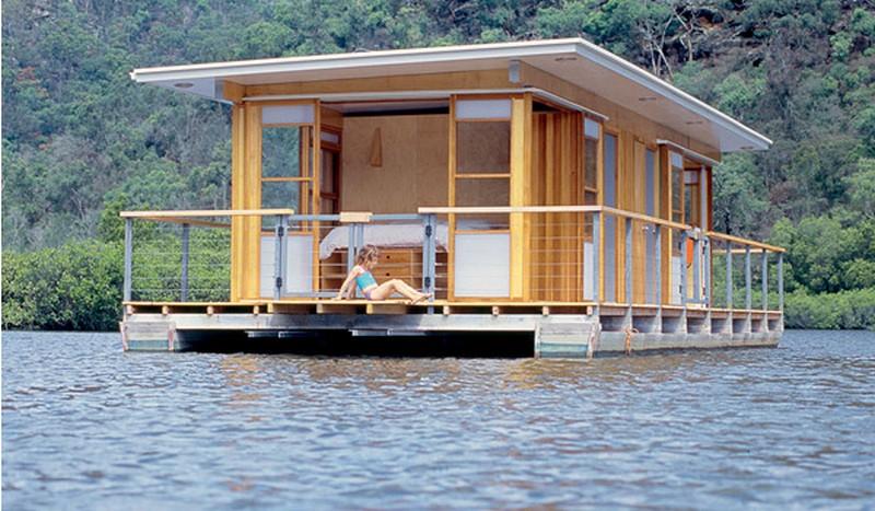 Arkiboat Houseboats - Sydney, Australia
