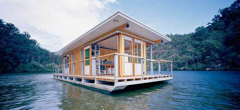 Arkiboat Houseboats | The Owner-Builder Network