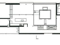 Great Wall House by Kengo Kuma - Floor Plan