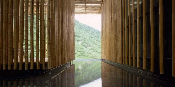 Kengo Kuma's Great Wall