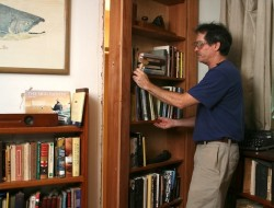 How To Build A Hidden Bookshelf Door - The Owner-Builder Network