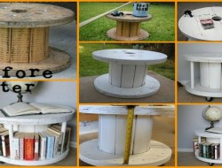 Spool Bookcase - The Owner-Builder Network