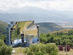 Solar Furnace - Odeillo, France