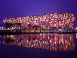 Beijing National Stadium - Beijing, China