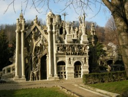 Ferdinand Cheval Palace a.k.a Ideal Palace (France) - France