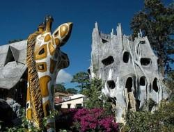 Hang Nga Guesthouse (Crazy House) - Vietnam