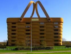 The Basket Building (Ohio, United States) - Newark, Ohio