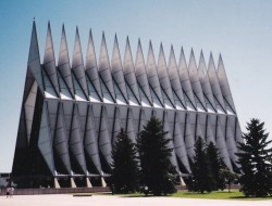 Air Force Academy Chapel - Colorado, United States
