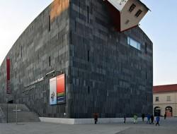 House Attack by Erwin Wurm - Viena, Austria