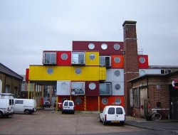 Container City - London, United Kingdom