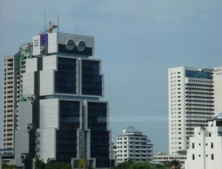 The Bank of Asia (Robot Building) - Bangkok, Thailand