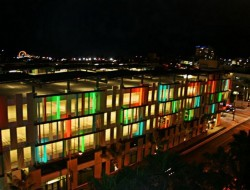 Civic Center - Santa Monica, California