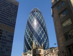 The Gherkin Building - London, UK