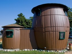 Pickle Barrel House, Grand Marais - Michigan, USA