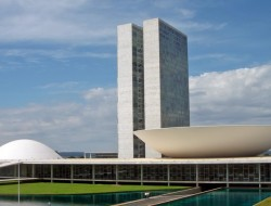 Brazils National Congress - Brasilia, Brazil