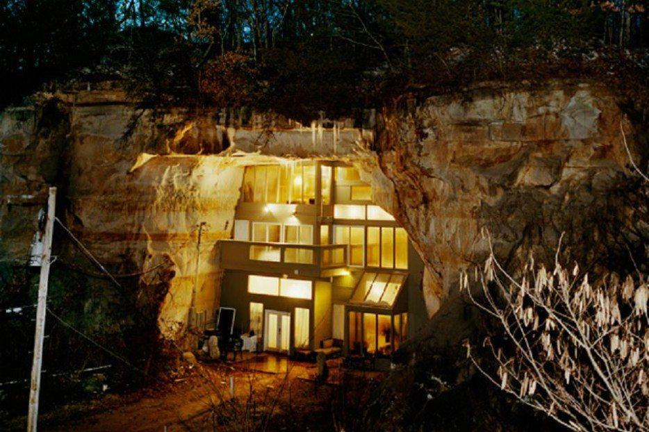 Living underground the owner builder network - Casas bajo tierra ...