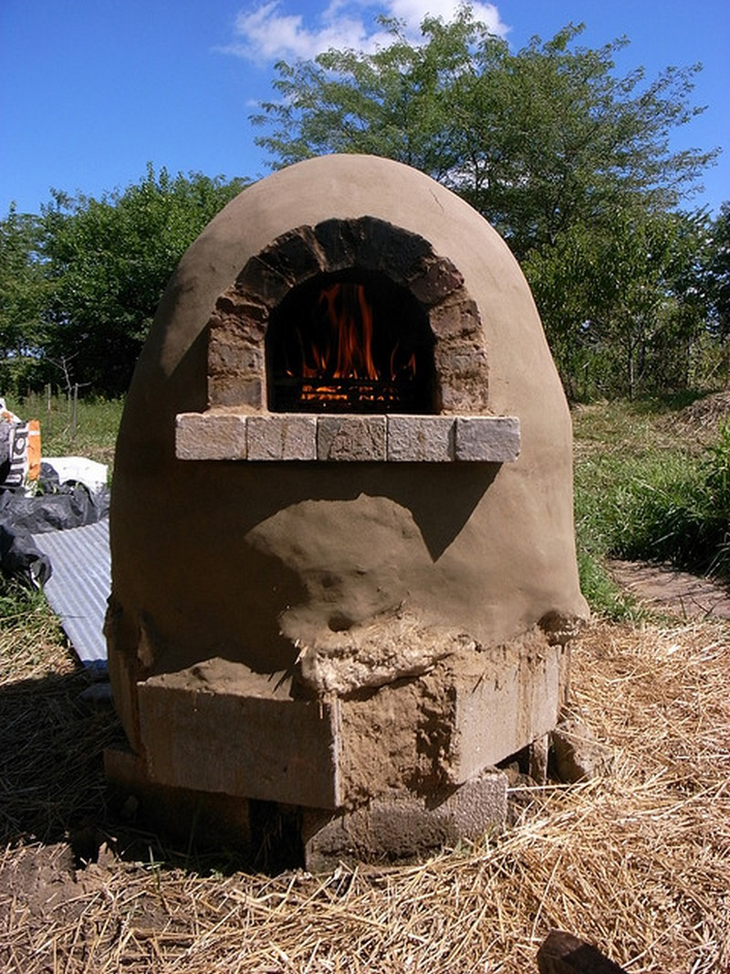 Diy Cob Pizza Oven The Owner Builder Network