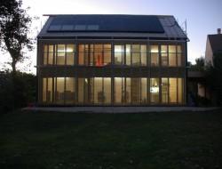 France's First Passivhaus - Bessancourt, France