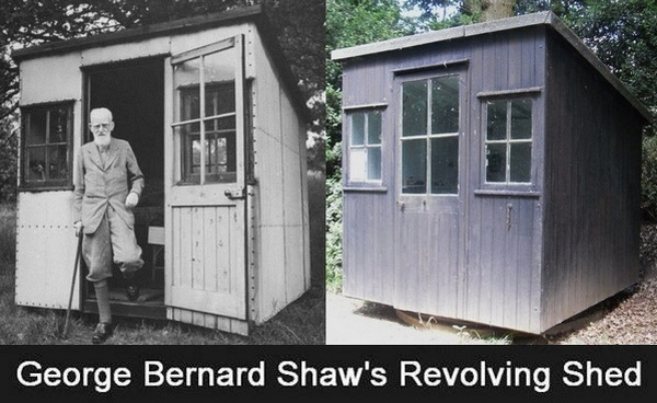 Sheds Made Famous By Success