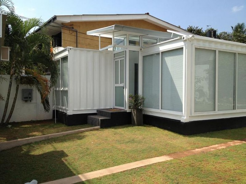 Container Homes Q And As Home Interior Design