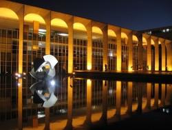 Itamaraty Palace - Brasilia, Brazil