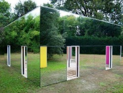 Mirror House Art Pops Up - East London