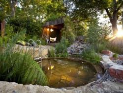 Natural Swimming Pond