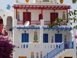 Ornate House - Mykonos Greece