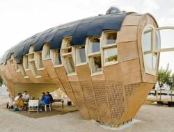 The Fab Lab House - IAAC