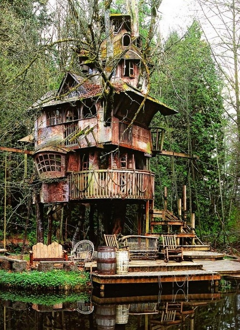 The Redmond Treehouse
