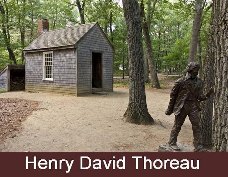 Henry David Thoreau Shed