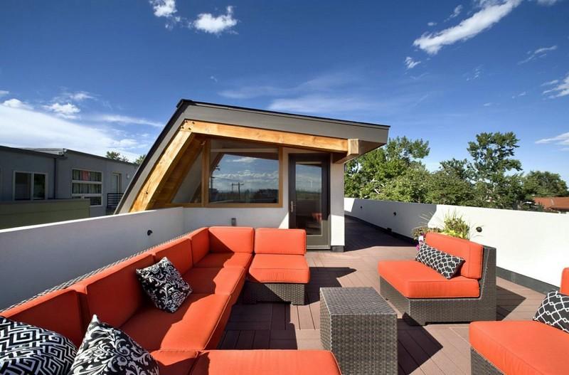 Shield House - Denver, Colorado