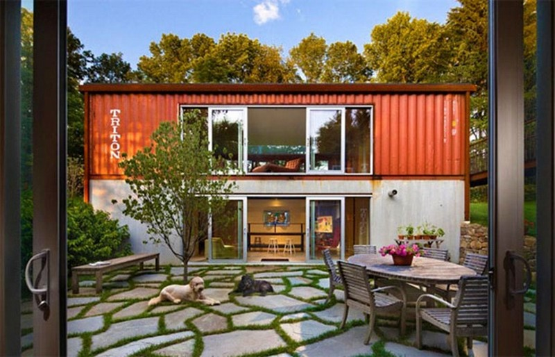 Shipping Container Home The Owner Builder Network