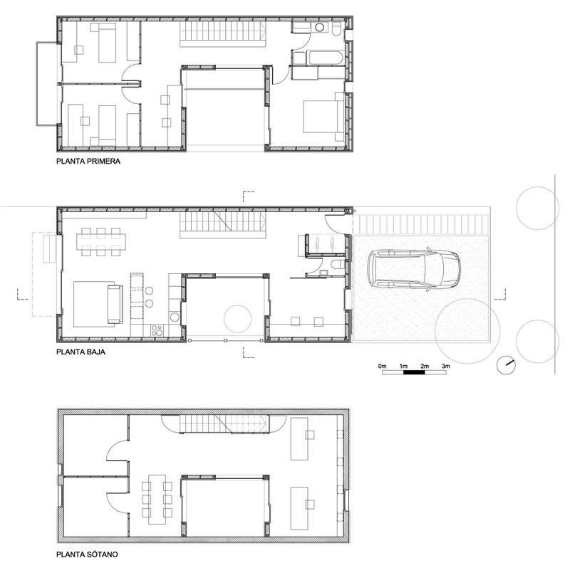 spain u0026 39 s first passive house