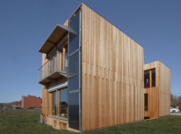 Spain's First Passive House