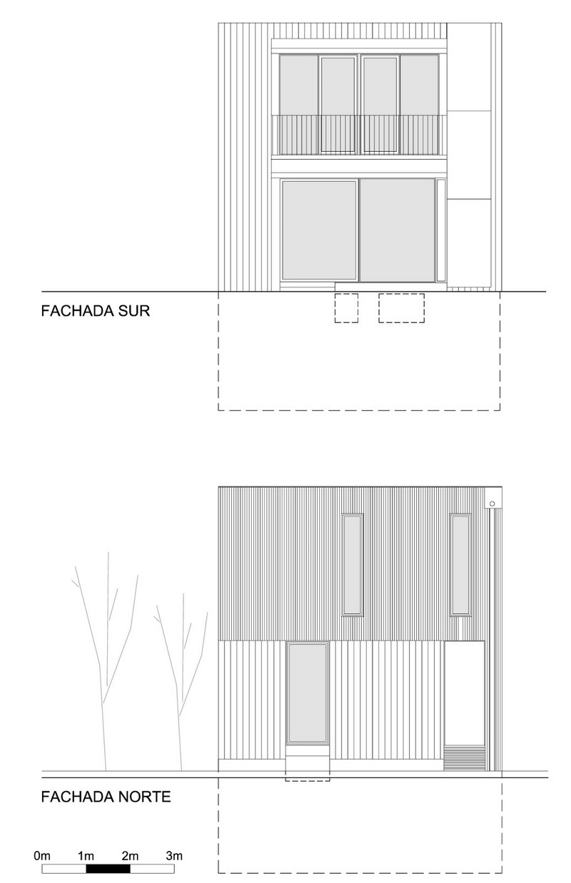 Spain 39 s first passive house the owner builder network for Sheeps wool insulation cost comparison
