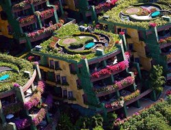 The Astounding Botanical Apartments - Phuket Thailand