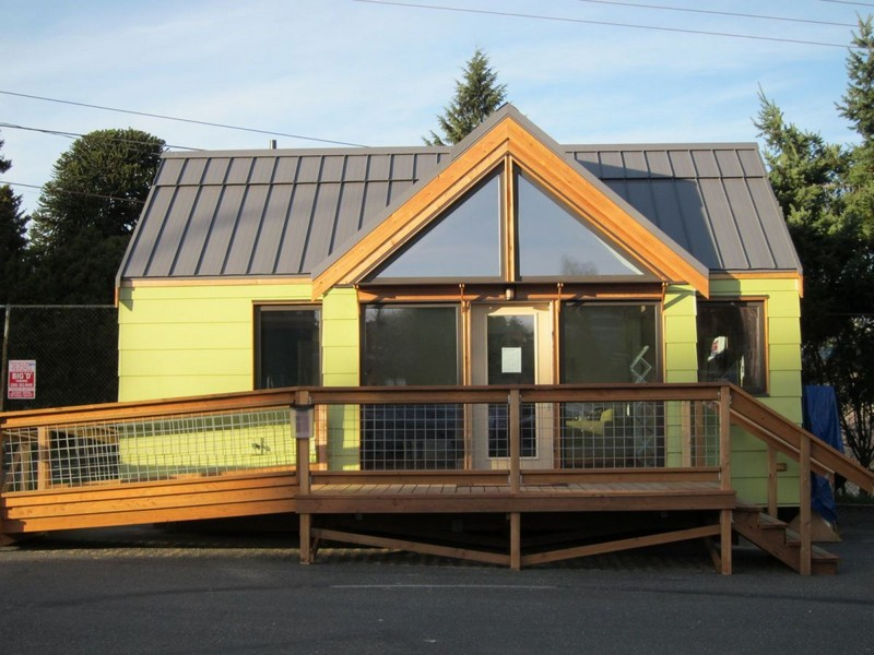 The Mini-B - Seattle, Washington