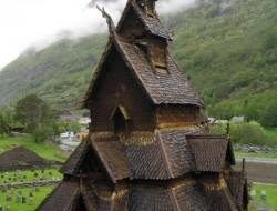 Borgund Stave Church - Lærdal, Norway