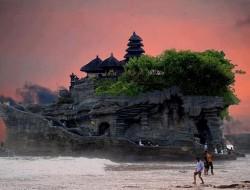 Bali's Tanah Lot Sea Temple - Coast of West Bali