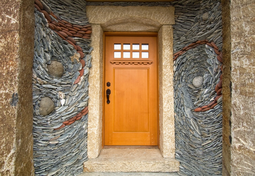 A beautiful entry by Andreas Kunnert - The ancient Art of stone