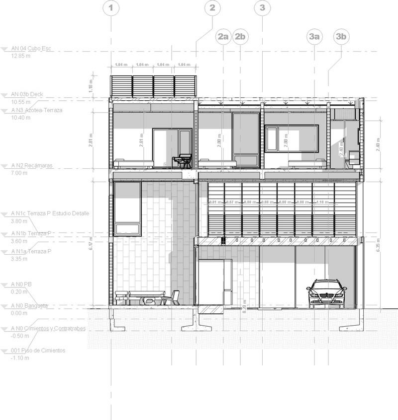 The Owner Builder Network: Vertical Garden Keeps Casa CorManca Cool And Comfortable