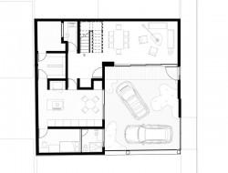 Vertical Garden Keeps Casa CorManca Cool and Comfortable - Ground Floor