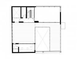 Vertical Garden Keeps Casa CorManca Cool and Comfortable - Terrace Plan