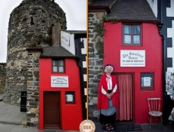 Have any of you wonderful people visited this tiny house in Great Britain?
