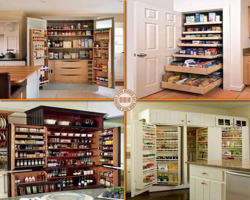 easy diy kitchen storage ideas the owner builder network. Black Bedroom Furniture Sets. Home Design Ideas